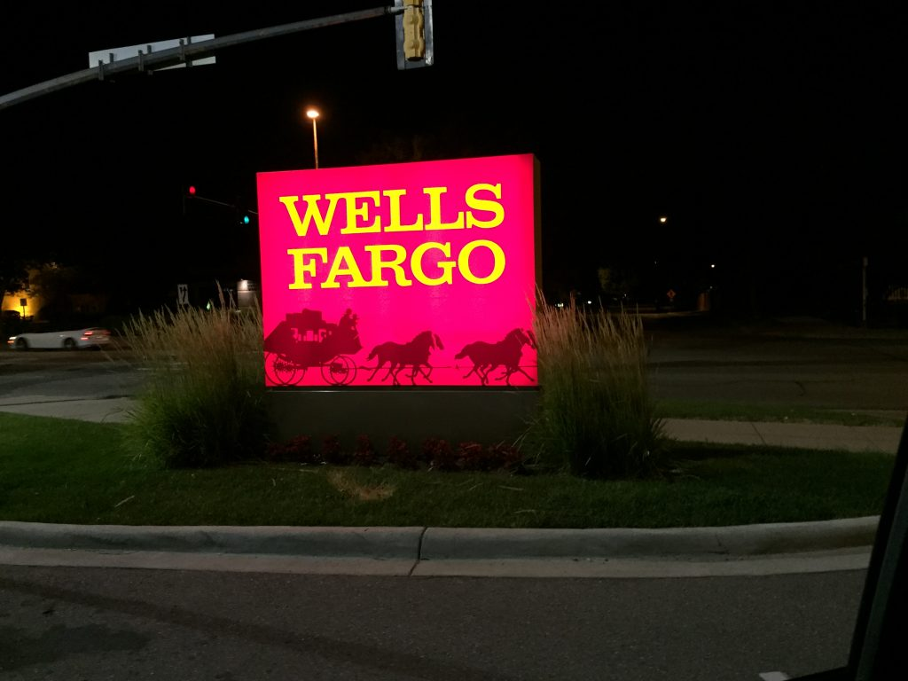 Well Fargo Signs